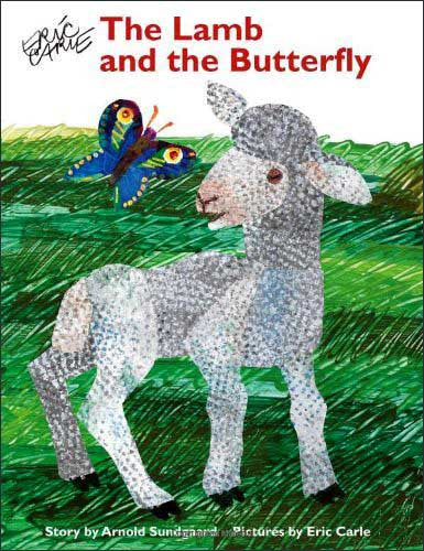 The Lamb and the Butterfly  by Arnold Sundgaard