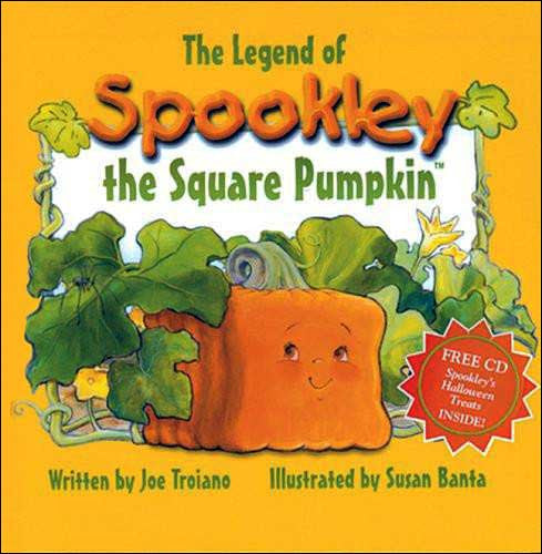 The Legend of Spookley the Square Pumpkin  by Joe Troiano;  illustrated by Susan Banta