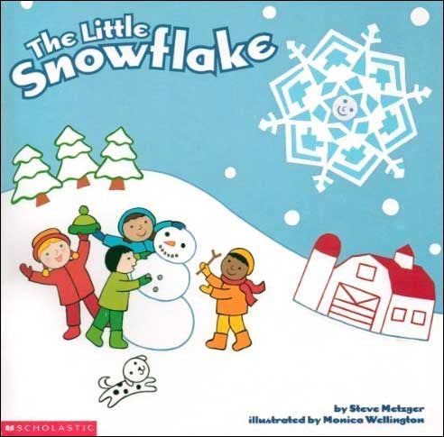 The Little Snowflake  (SALE)