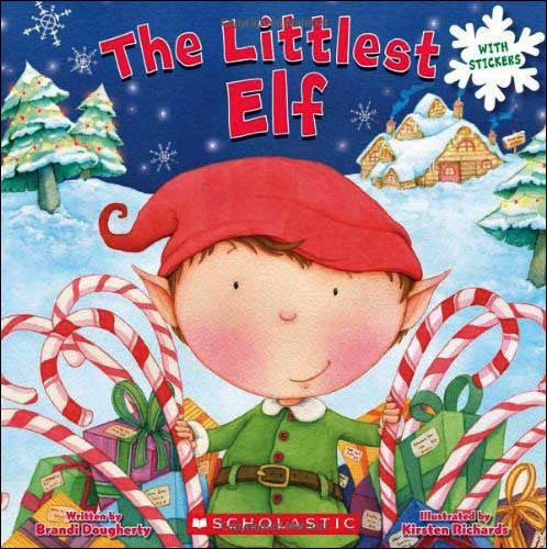 The Littlest Elf by Brandi Dougherty