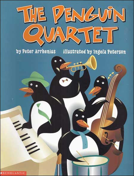 The Penguin Quartet  by Peter Arrhenius