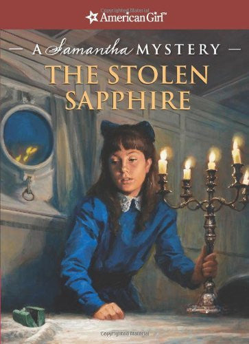 American Girl: Samantha Mystery--The Stolen Sapphire