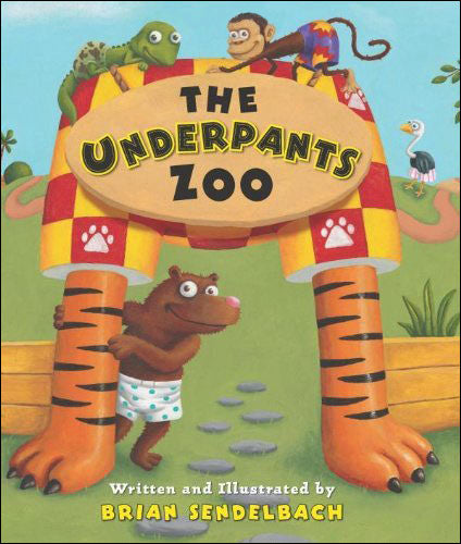 The Underpants Zoo  by Brian Sendelbach