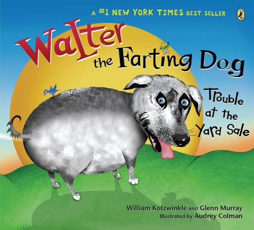 Walter the Farting Dog, Trouble at the Yard Sale