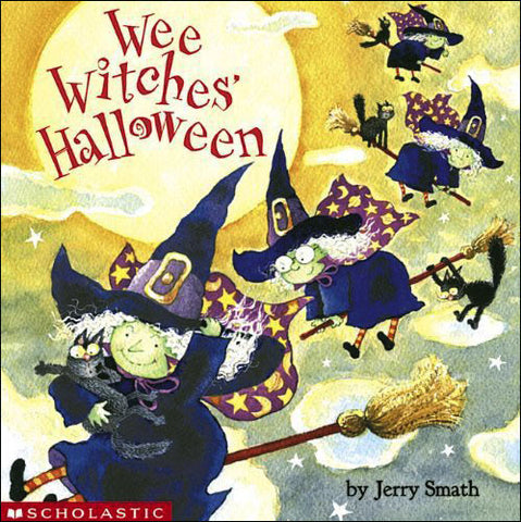 Wee Witches' Halloween by Jerry Smath