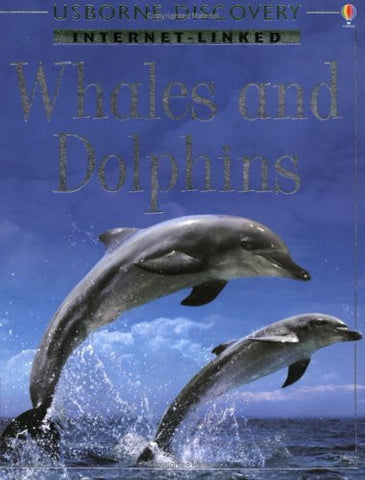 Whales and Dolphins by Susanna Davidson