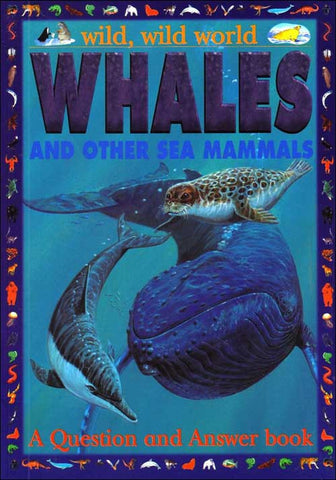 Whales and Other Sea Mammals by Anita Ganeri