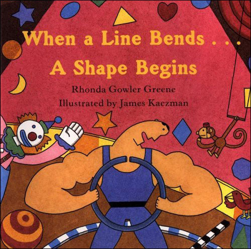 when-a-line-bends..a shape begins
