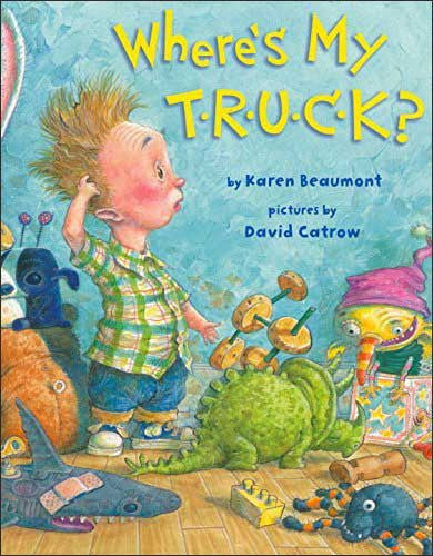 Where's My Truck? by Karen Beaumont