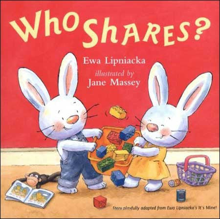 Who Shares? by Ewa Lipniacka