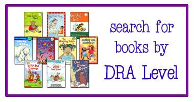 books by DRA Levels