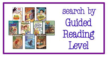 books by Guided Reading Levels