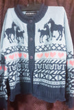 EQ Rider Child's Sweater