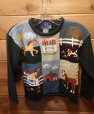 EQ Rider Children's Pullover Sweater