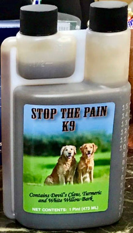 Cox Vet Lab Stop-the-Pain K9