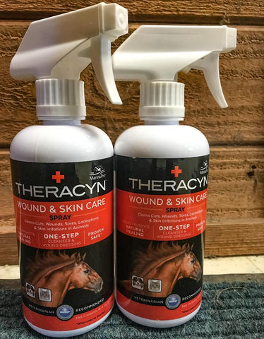 Theracyn Wound Spray