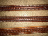 Weaver Leather-Hand Tooled Dog Collar