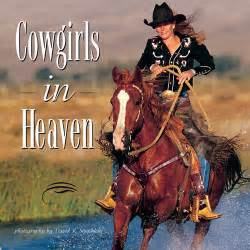 Cowgirls in Heaven-Coffee Table Book