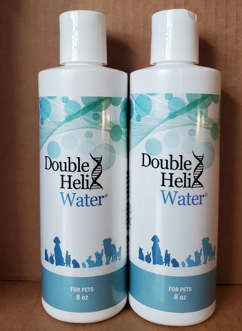 Double Helix Water for Pets