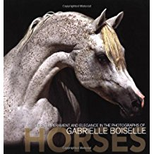 Horses by Gabrielle Boiselle-Coffee Table Book
