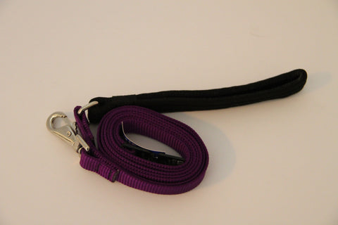 "Lupine Purple Lead 1"" (6 foot)"