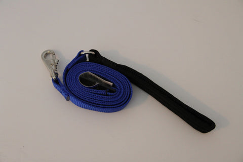 "Lupine Blue Lead 1"" (4 foot)"