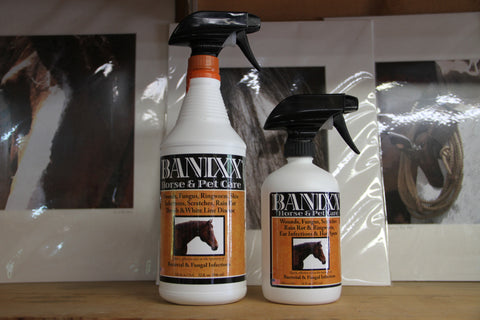 Banixx Horse and Pet Care Wound Spray