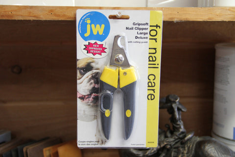 JW Grip Soft Nail Clipper