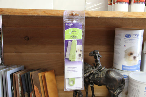 Safari Pet Flea Comb