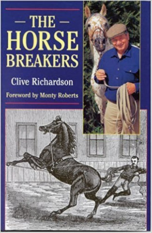 The Horse Breakers-Book