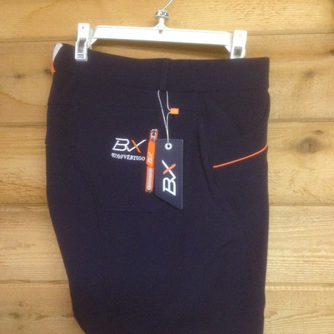 BX Vertigo Winter Breeches (Nvy/Org/Wht)