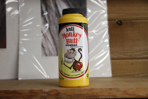 Anti-Monkey Butt Powder