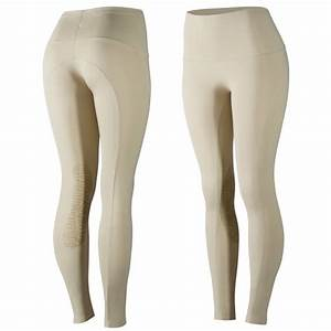 Horze Bianca Women's Superlight Silicone KP Tights