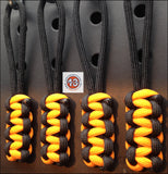 Cobra Zipper Pull Set- Black/Dozer
