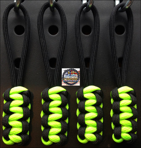 Custom Cobra Zipper Pull Set