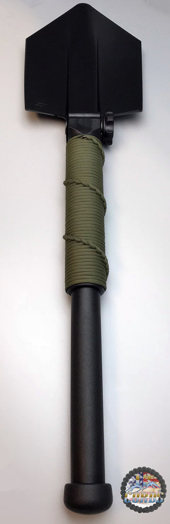 Custom Glock Entrenching Tool