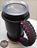 Drink Tumbler with Custom Handle