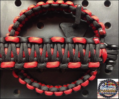 Serpent Weave Front Grab Handle Set JK/JKU