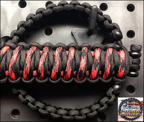 Striped Cobra Front Grab Handle Set JK/JKU