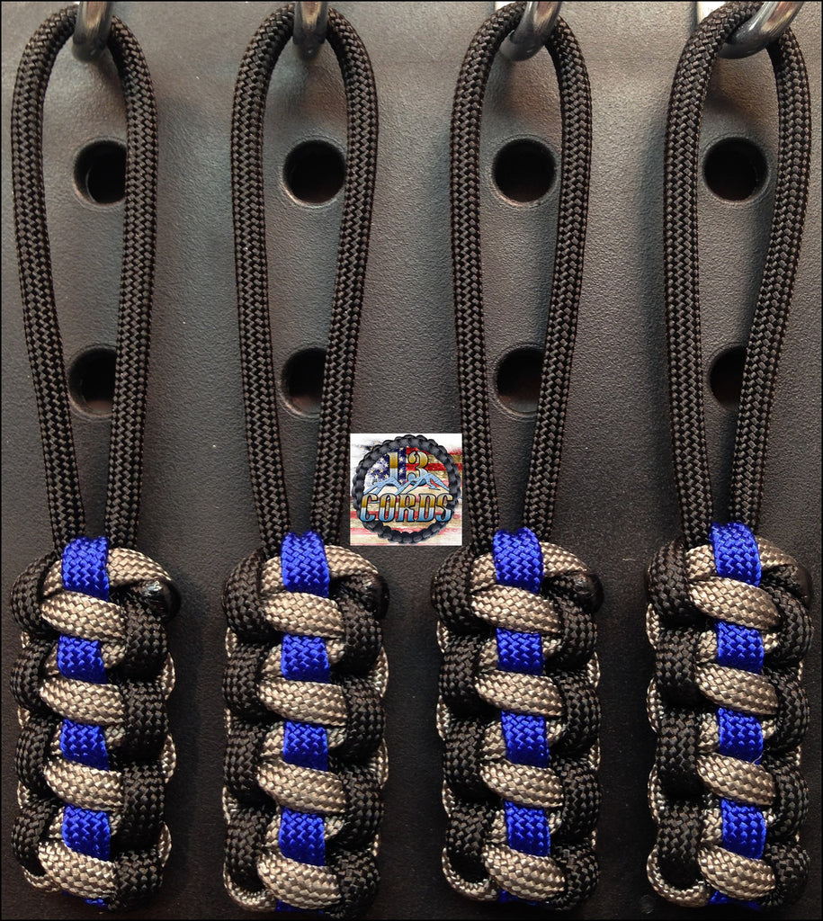 Custom Thinline Zipper Pull Set