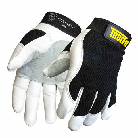 Tillman TrueFit Premium Performance Top Grain Goatskin Gloves