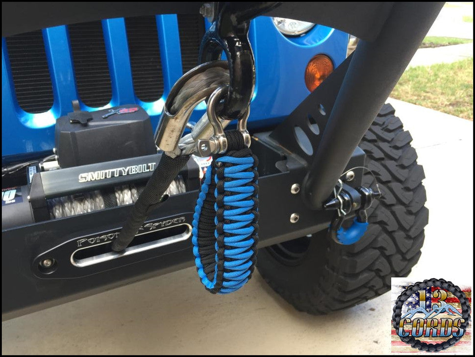 Paracord Winch Hook Pull