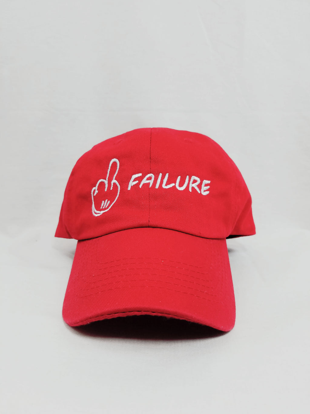 Fük Failure Retro Red