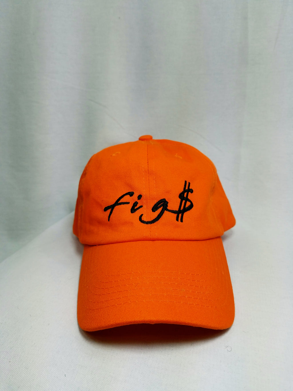 FIG$ Cap (ultra orange)