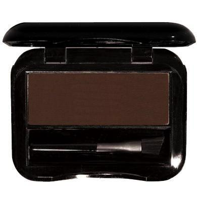 Dark Brown Compact Brow Powder, Brow Makeup