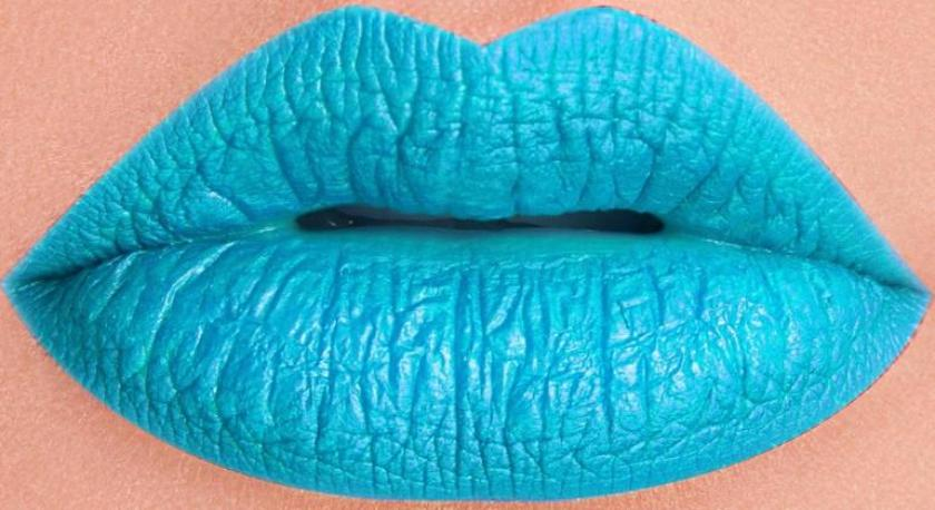 Blue Raspberry Color Swatch