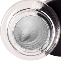 Silver Cream Pot Waterproof Eyeliner, Gel Eyeliner Makeup