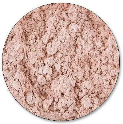 Mineral Eyeshadow, Pink Icing. A beautiful shimmery soft pink