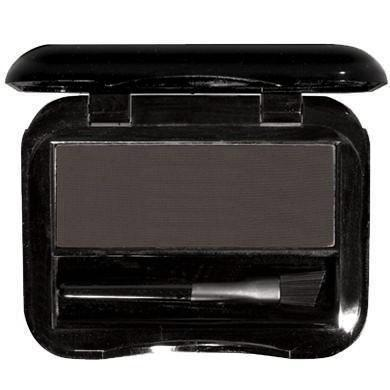 Brush A Brow Powder, Black Brown, Black Brown Eyebrow Powder