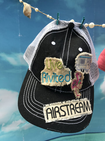 AIRSTREAM Baseball Cap Embroidered